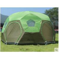 8人帐篷 多人双层防雨帐 野营露营登山家庭套装