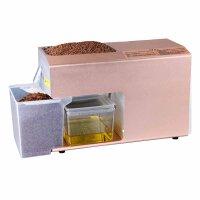 家用全自动榨油机小型冷热   榨油花生亚芝麻菜籽不锈钢商用炸油机
