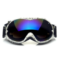 滑雪镜护目镜PC镜片防雾保暖 户外运动护目镜