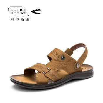 骆驼动感(camel active)夏季男士休闲鞋沙滩凉鞋
