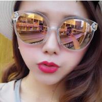 新款时尚防辐射眼镜 太阳镜女潮流时尚气质百搭防紫外线炫彩 墨镜  支持礼品卡