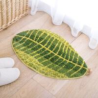御目 门垫 超细纤维芭蕉叶进门入户门厅门垫脚垫卧室厨房床边床前地垫地毯垫子家居用品装饰品