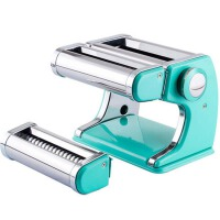 面条机家用手动压面机不锈钢饺子馄饨皮擀面机面皮机