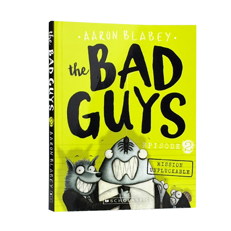 the bad guys - episode 2