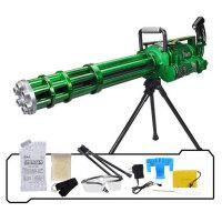 宜佳达 玩具枪 可充电 可发射水晶弹子弹连发软弹 电动狙击枪玩具 雷蛇之巅305