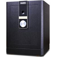 得力4051/4052/4053/4054黑尊指纹触控保险箱 3C认证 家用办公