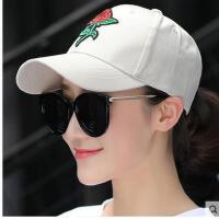 夏天棒球帽子男士户外百搭可爱女士韩版鸭舌帽遮阳帽潮人女学生潮可礼品卡支付