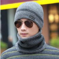 防风冬季青年户外韩版时尚护耳男士套头帽子潮针织毛线帽保暖加厚