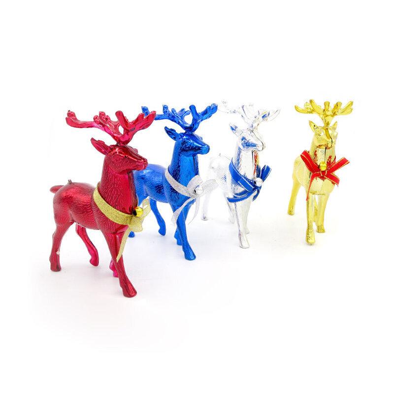 圣诞鹿手绘素材