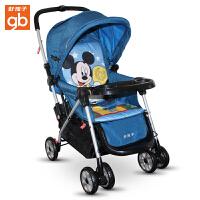 【当当自营】好孩子婴儿推车 轻便 婴儿车推车 儿童宝宝推车 婴儿手推车C309/C311 蓝色迪士尼
