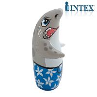 INTEX动物不倒翁44670 3D沙底 充气玩具 高91CM