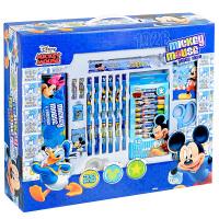 【当当自营】迪士尼(Disney)DM0015-5A书包文具套装/书包礼盒套装/小学生学习用品28件套大礼包蓝色