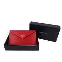 PRADA信封包 红色款1MF175