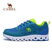 camel骆驼中大童轻便网面跑步鞋透气耐磨男童运动鞋跑鞋