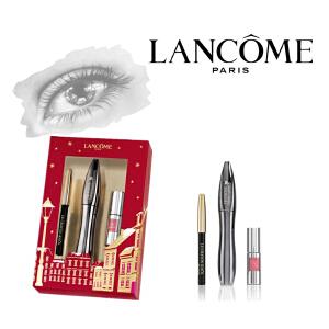 【海外购】法国 Lancome兰蔻滋养纤长睫毛膏套装