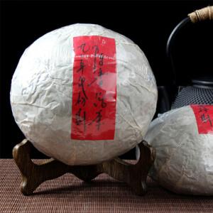 90年代 益普香(陈香沱茶)熟茶 500g/沱 20沱