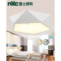 LED吸顶灯 创意卧室书房阳台现代时尚吸顶灯具简约灯