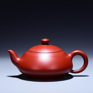 周冠华 工艺美术师 《贵妃》大红袍朱泥 GJ053