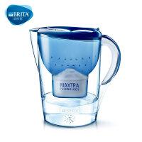 碧然德(BRITA)过滤净水器 家用滤水壶 净水壶 Marella 金典系列 2.4L (蓝色)阻垢款一壶一芯