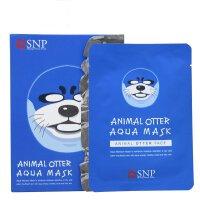 韩国SNP动物面膜海豹*10片