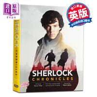 神探夏洛克编年史 英文原版小说 SherlockThe Chronicles BBC 神探 福尔摩斯 英文版 编年史