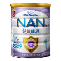 雀巢(nestle)超级能恩婴幼儿配方奶粉1段800克