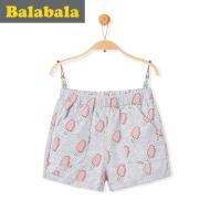 巴拉巴拉童装儿童短裤女宝宝童裤休闲裤2017夏季新款小童女童短裤