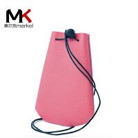 莫尔克(MERKEL)新款时尚女单肩包小包韩版休闲甜美斜跨女手机包迷你小包零钱包