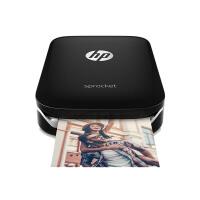 惠普HP 小印手机照片打印机SPROCKET 100(美泥黑)