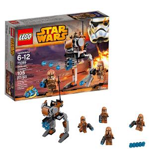 [当当自营]LEGO 乐高 星球大战系列 吉奥诺西斯骑兵 积木拼插儿童益智玩具 75089