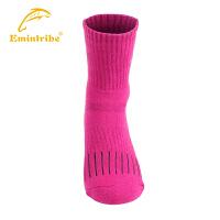 渔民部落 户外男女时尚保暖透气袜子 加厚防臭耐磨不起球运动袜子 825201/2
