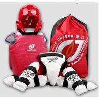 跆拳道具护头儿童成人全套五件套比赛护具