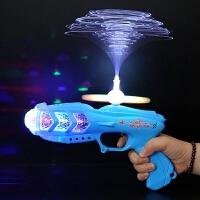 六一儿童枪宝宝电动玩具枪投影声光音乐男孩女孩2-6岁冲锋枪