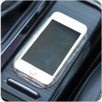 车用手机防滑垫车内置物垫手机贴香水摆件车载小垫子汽车用品