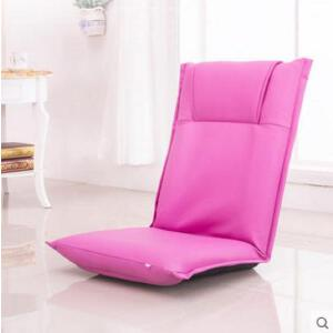 未蓝生活折叠沙发懒人沙发单人榻榻米日式简约休闲椅可拆洗地板阳台沙发
