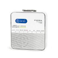 【当当自营】熊猫(PANDA) F-390语言复读机 MP3播放器u盘播放机FM收音机 白