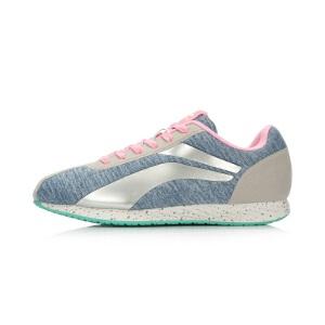李宁新款女鞋3KM LNC运动生活系列经典休闲鞋运动鞋ALCL008