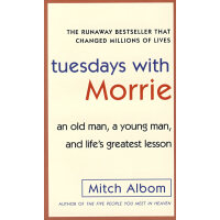 Tuesday with Morrie 相约星期二 9780385496490
