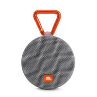 JBL CLIP2蓝牙防水音乐盒迷你音响户外便携小音箱HIFI低音通话 灰