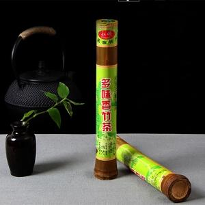 2010年 竹筒茶 生茶 100g/筒 30筒