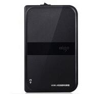 aigo爱国者无线硬盘HD816 500G wifi 移动存储