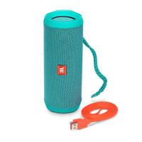 JBL Flip4便携蓝牙音箱无线小音响重低音HIFI 防水户外无线音箱 绿