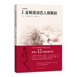 J・夏帕德动态人体解剖(彩色版)