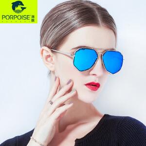 海豚2017新款偏光太阳镜男士眼镜开车近视墨镜女潮司机反光蛤蟆镜