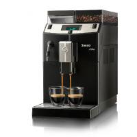 飞利浦Saeco/喜客 LIRIKA全自动咖啡机黑色家用 现磨煮咖啡机商用