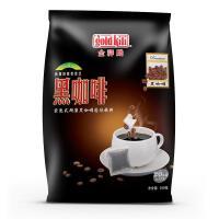 【当当海外购】台湾进口 goldkili金祥麟 二合一速溶咖啡 进口袋泡装研磨原味黑咖啡小粒20包*17g