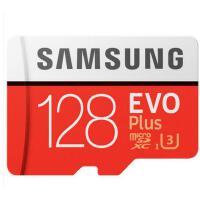 三星(SAMSUNG)128G手机卡UHS-1 EVO Plus TF卡U3存储卡C10 100M/S专业版+ 4K高清