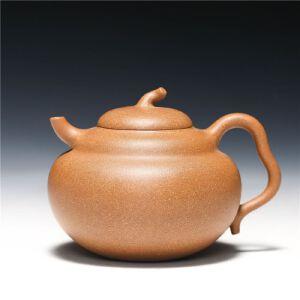 【只有一个】紫砂壶大师宁海云葫芦紫砂壶