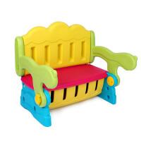 多功能折叠儿童学习桌椅宝宝游戏桌婴幼儿玩具收纳储桌