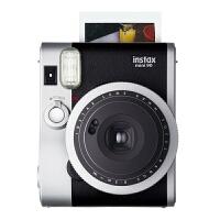 Fujifilm/富士 instax mini90一次成像相机 拍立得胶片 趣奇相机 - 黑色